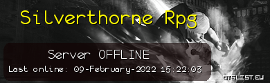 Silverthorne Rpg