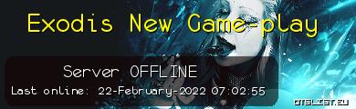 Exodis New Game-play