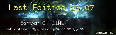 Last Edition 23 07