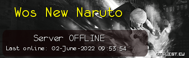 Wos New Naruto