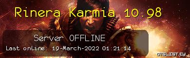 Rinera Karmia 10.98