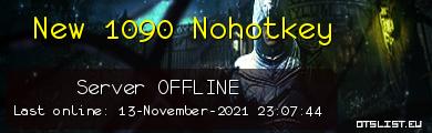 New 1090 Nohotkey