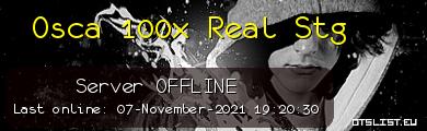 Osca 100x Real Stg