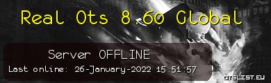 Real Ots 8.60 Global