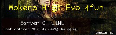 Mokera High Evo 4fun
