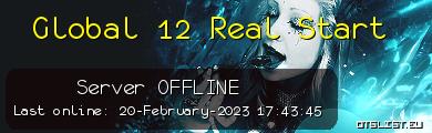 Global 12 Real Start
